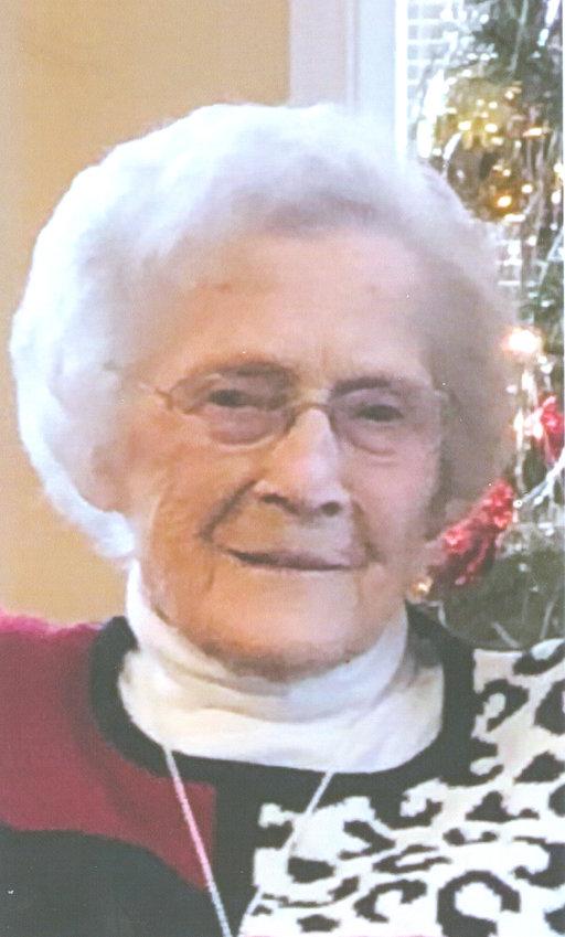 Mary Hoff