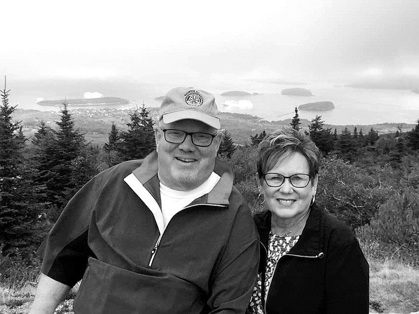 Mr. and Mrs. Scott Case