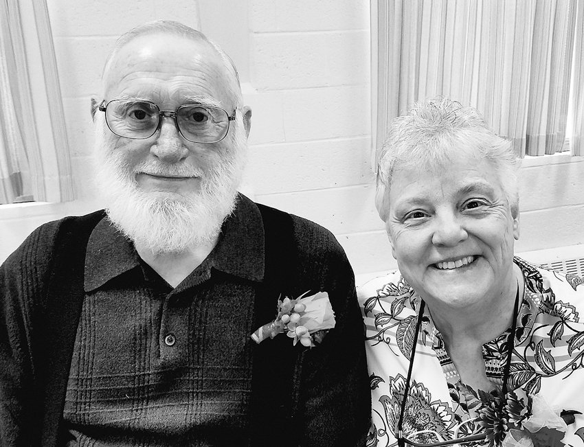 Mr. and Mrs. Wally Kelding