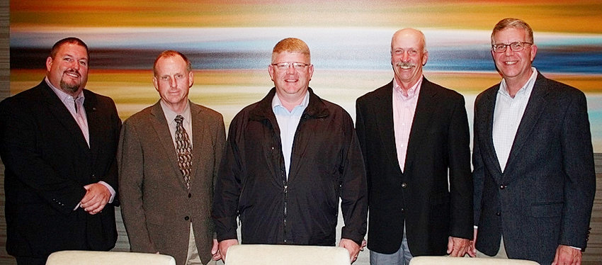 The Mississippi Valley Fair Board officers for 2019-2020 year are: Shawn Loter, General Manager,  President Jim Berger, 1st Vice-President Jon Lafrenz, 2nd Vice-President Roger Friederichs, and Treasurer, Dan Bernick.
