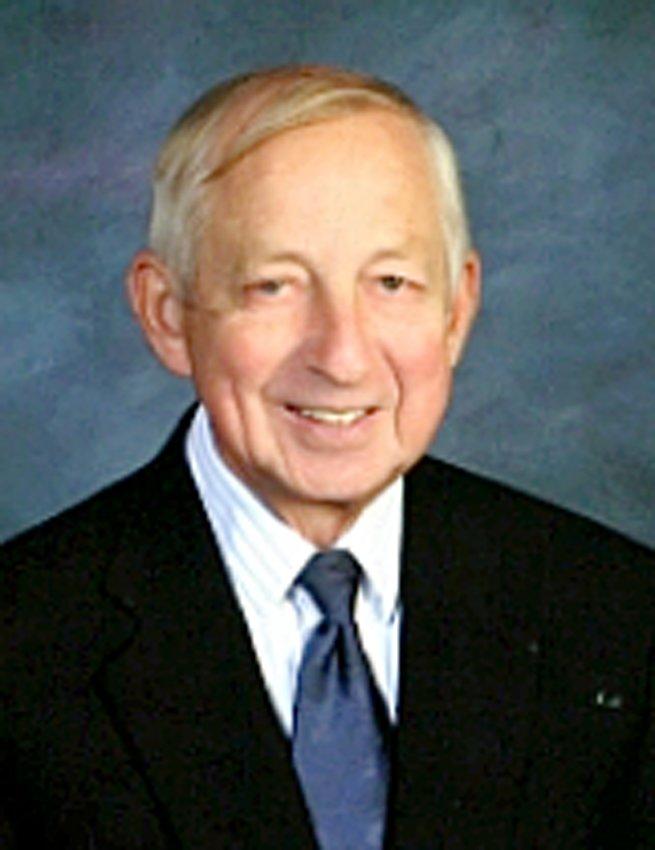 Rev. Raymond Hampton