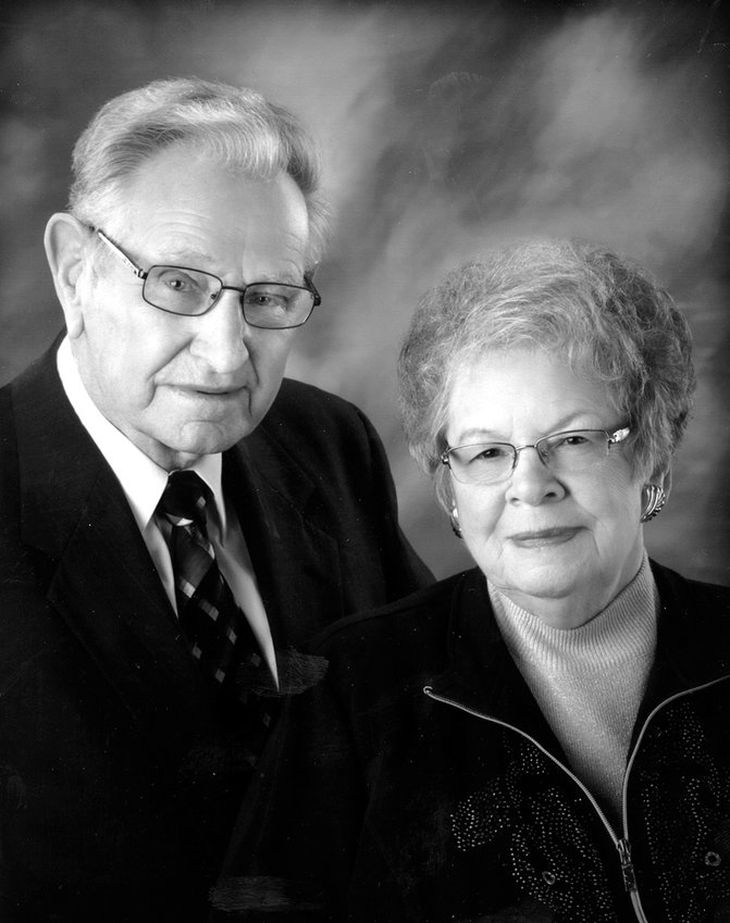 Mr. and Mrs. Alvin Korthaus