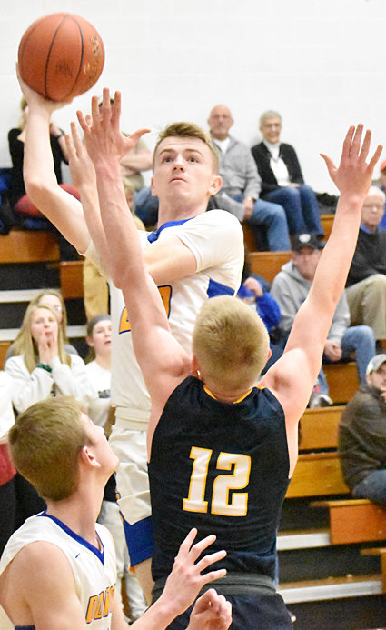 Durant's Brendan Paper led Durant with 20 points and three steals in an overtime loss at Tipton Feb. 4. He followed it up with 15 points in a road loss at North Cedar Feb. 6. The Wildcats gave up an average of nearly 89 points in two losses last week.