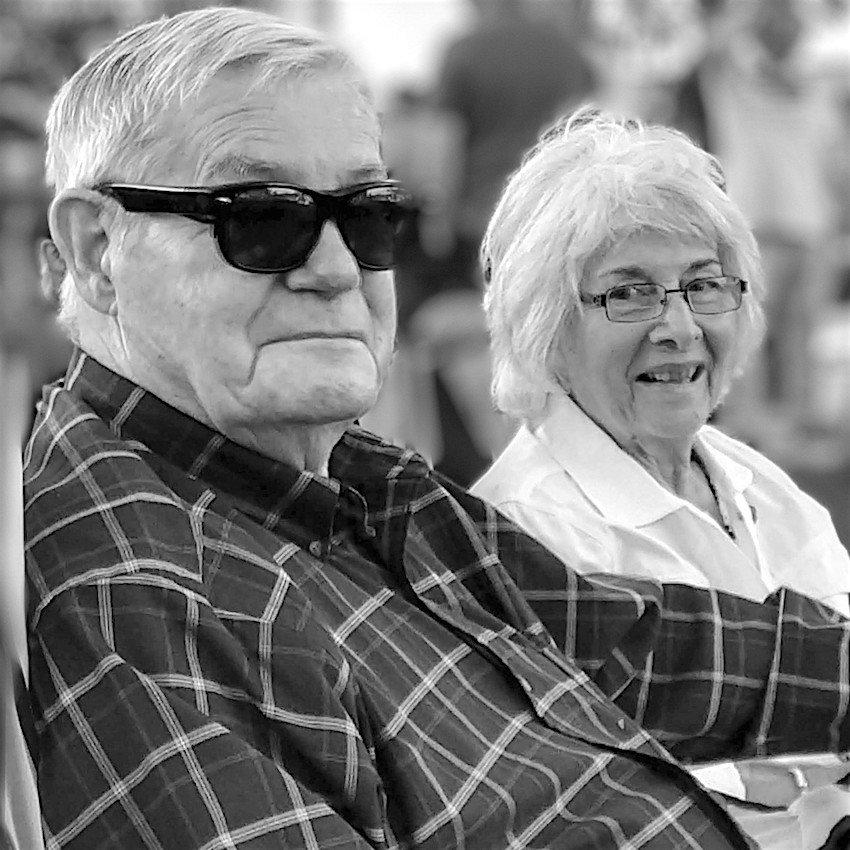 Mr. and Mrs. Bill Haycraft
