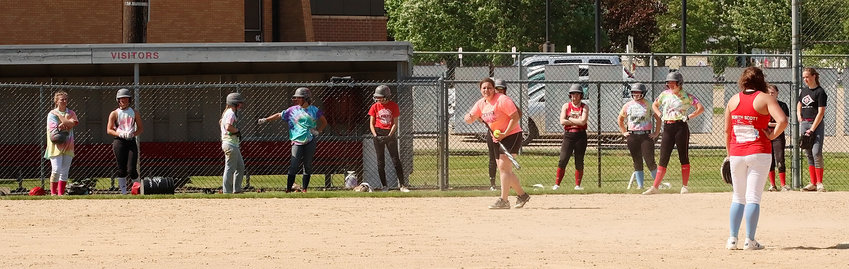 North Scott's girls' softball, which debuted at No. 2 in in the Class 4A preseason state rankings, officially opened the season Monday afternoon as schools across Iowa held their first practices of the season. The first game is scheduled for Monday, June 15.