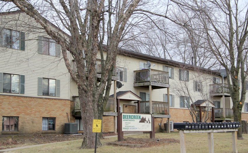 Scott County's proposed rental ordinance would apply to Deer Creek apartments and all multi-family buildings of four or more units.