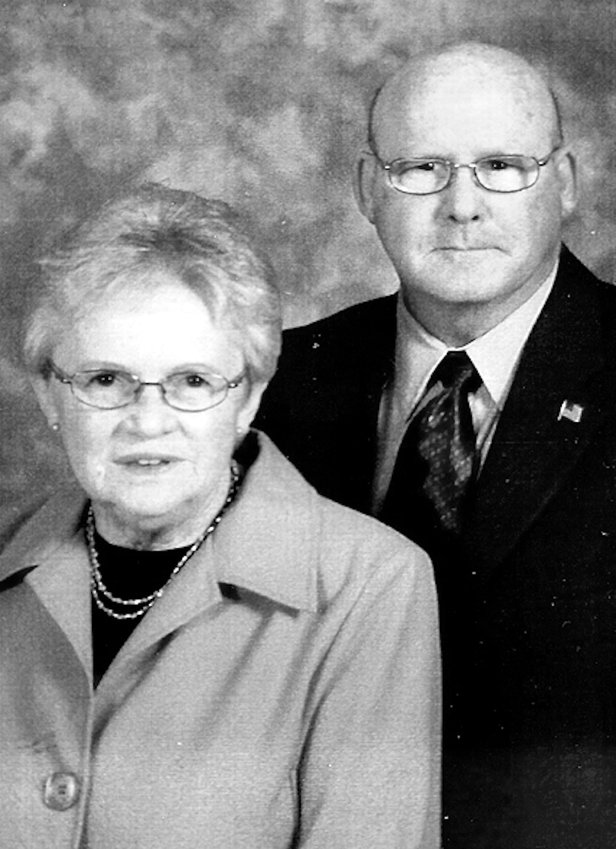 Mr. and Mrs. Richard Ryan