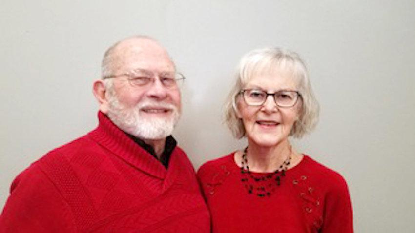 Mr. and Mrs. Robert Voelkel