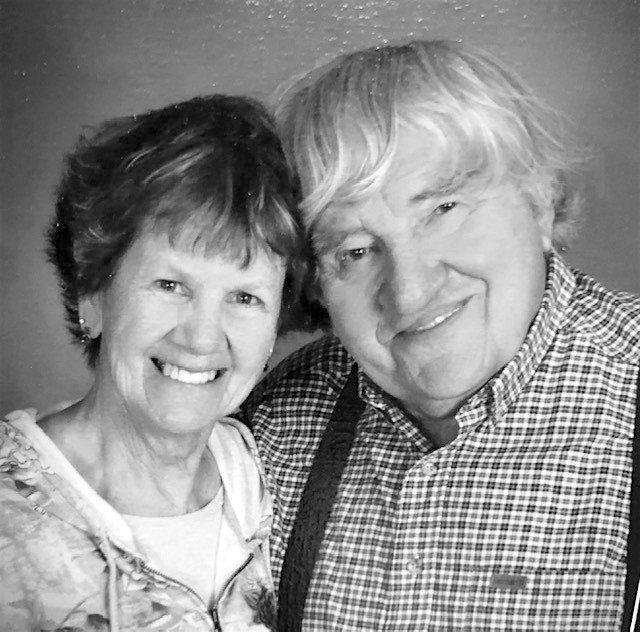 Mr. and Mrs. Calvin Little