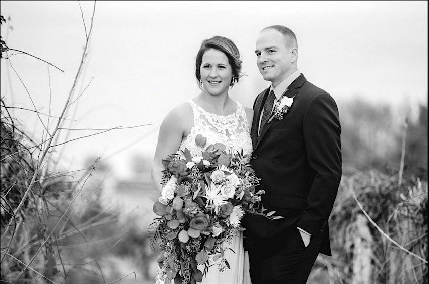 Mr. and Mrs. Jeff Allen
