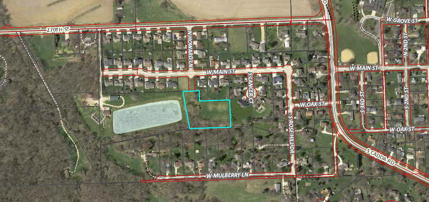 The Long Grove council will survey residents on park ideas for 2.23 acres of Long Grove city property between Mulberry Lane and Main Street,