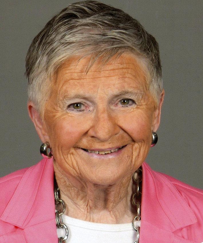 Patricia Jane Jones