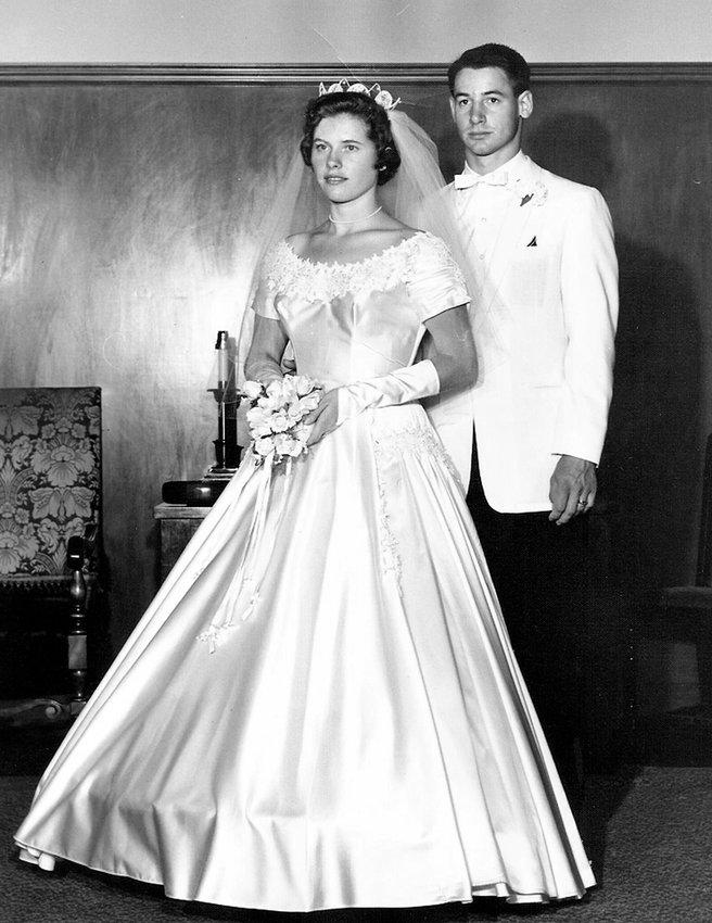 Mr. and Mrs. Larry Benson