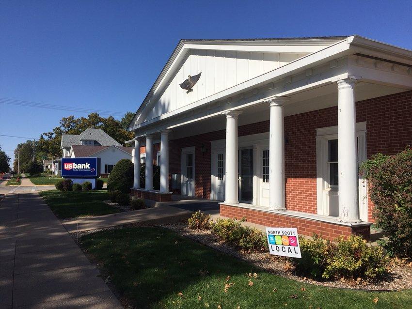 US Bank branch, Eldridge