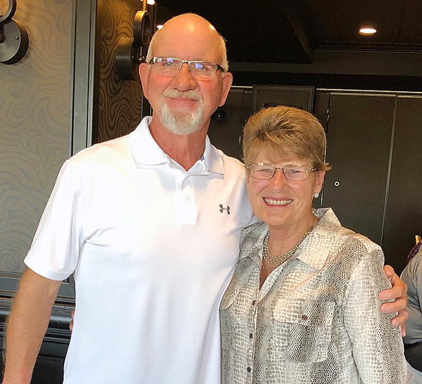 Mr. and Mrs. Tim Heim