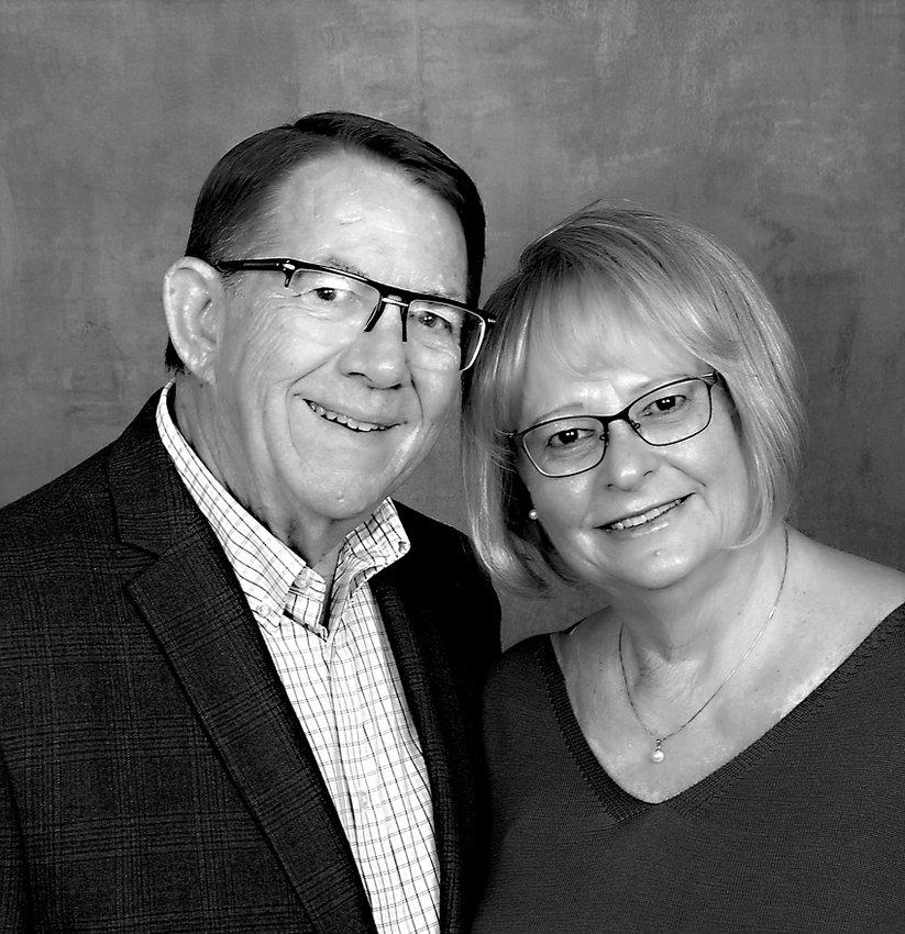 Mr. and Mrs. Lee Lenker