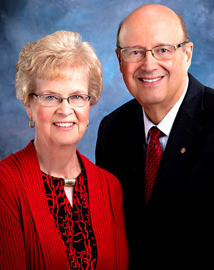 Mr. and Mrs. Bill Tubbs
