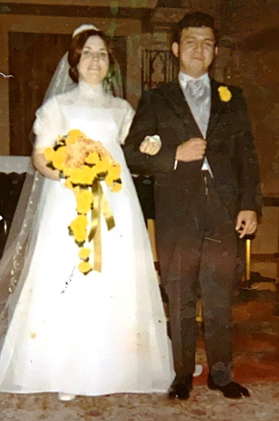 Mr. and Mrs. Dennis Ulloa