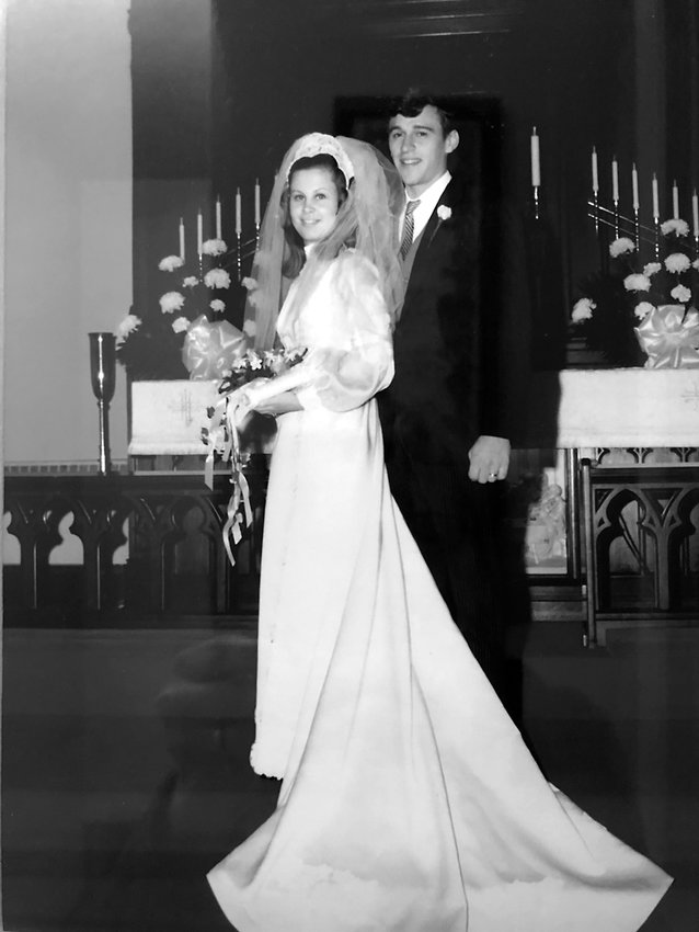 Mr. and Mrs. Lee Holden