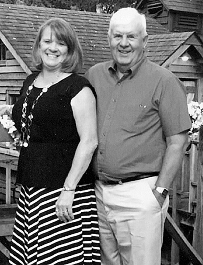 Mr. and Mrs. Randy Huesmann