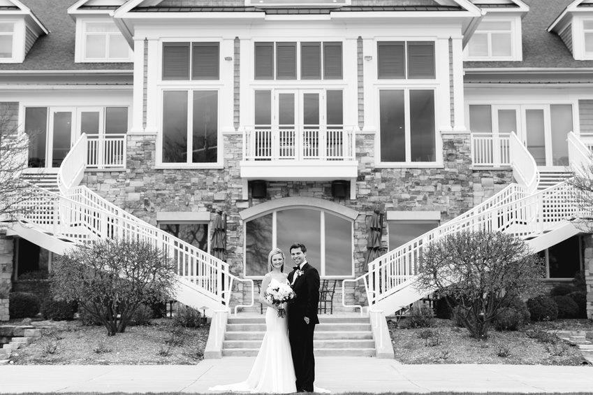 Mr. and Mrs. Mitchell Annett