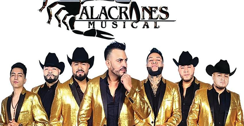 Alacrarnes Musical will be the headline band at West Liberty's first time Fiests