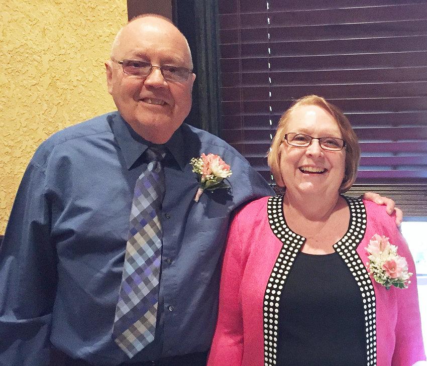 Mr. and Mrs. George Kiefer