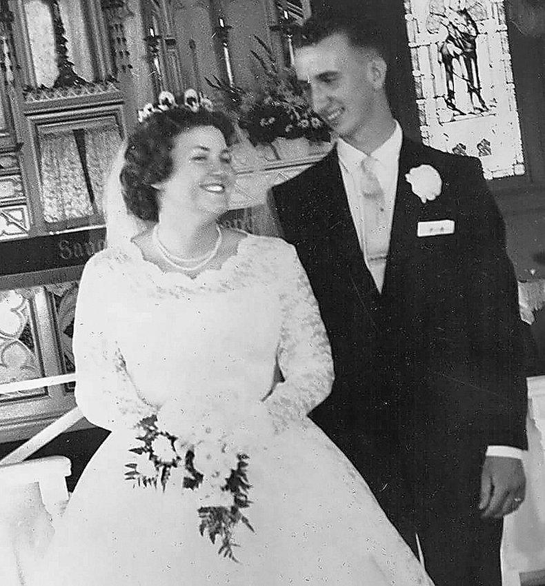 Mr. and Mrs. Joseph Hutson