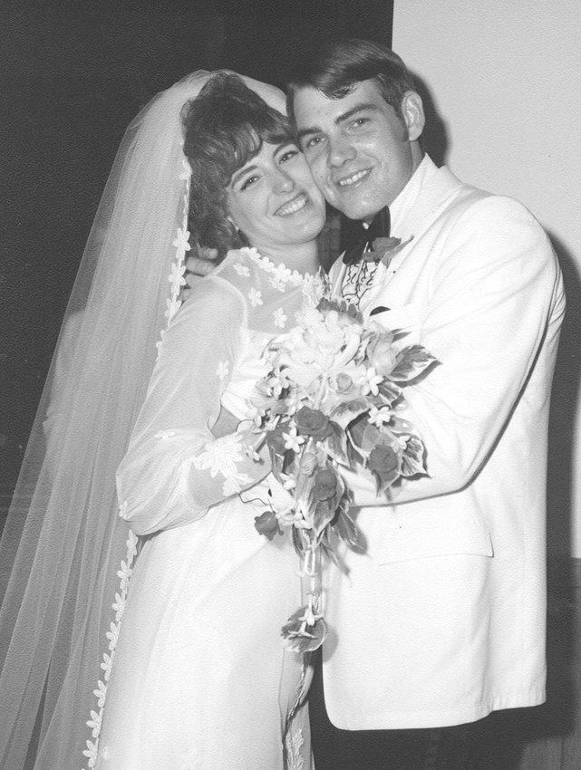 Mr. and Mrs. Tim Reickard