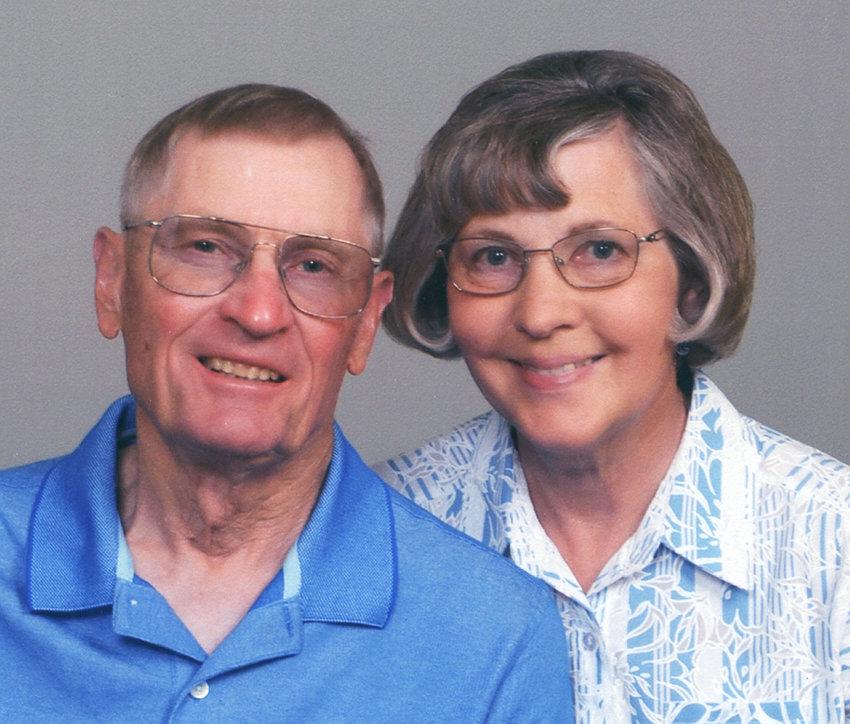 Mr. and Mrs. Harvey Klindt
