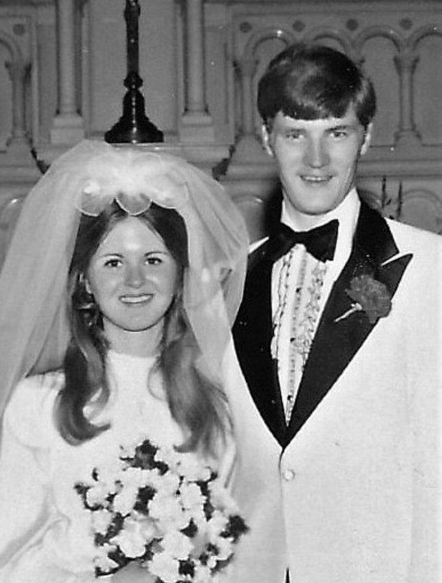 Mr. and Mrs. Karl Staerk