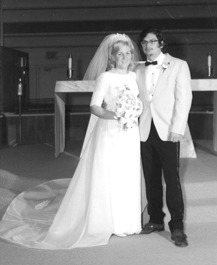 Mr. and Mrs. Ken Schoenthaler