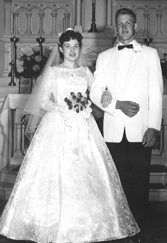 Mr. and Mrs. Don Blondell
