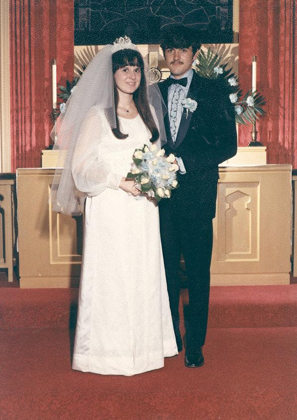 Mr. and Mrs. Bob Merten