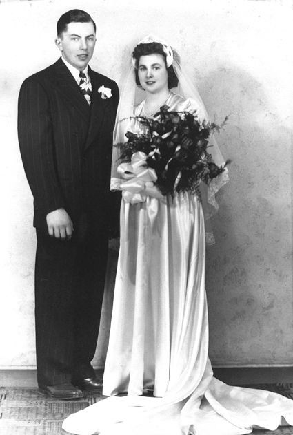 Mr. and Mrs. Gordon Goettsch