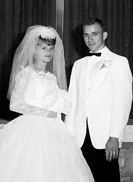 Mr. and Mrs. Paul Jeys