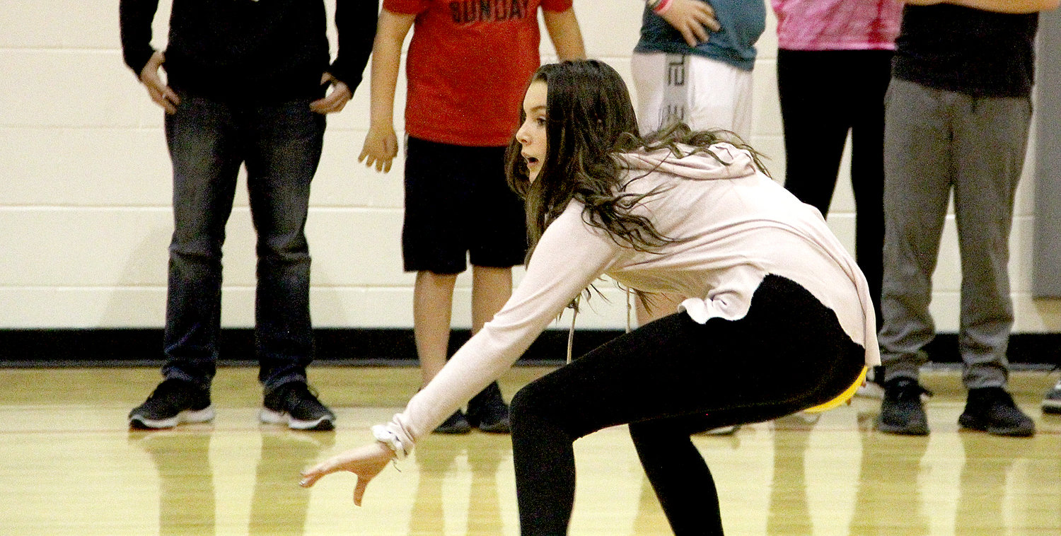 On Oct. 19, North Scott seventh- and eighth-graders spent some time enjoying games, treats and friendship in an afternoon celebration.