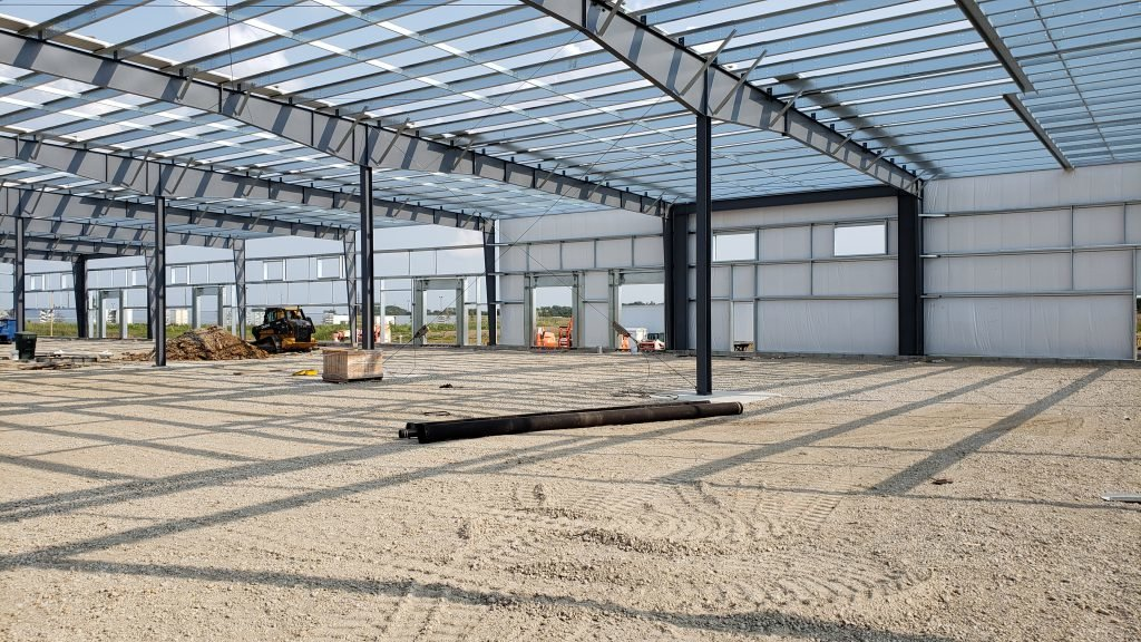 Midland Scientific completed a 33,000-square-foot distribution center.