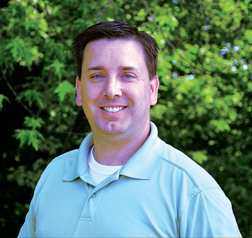 Perry County Clerk Jared Kutz