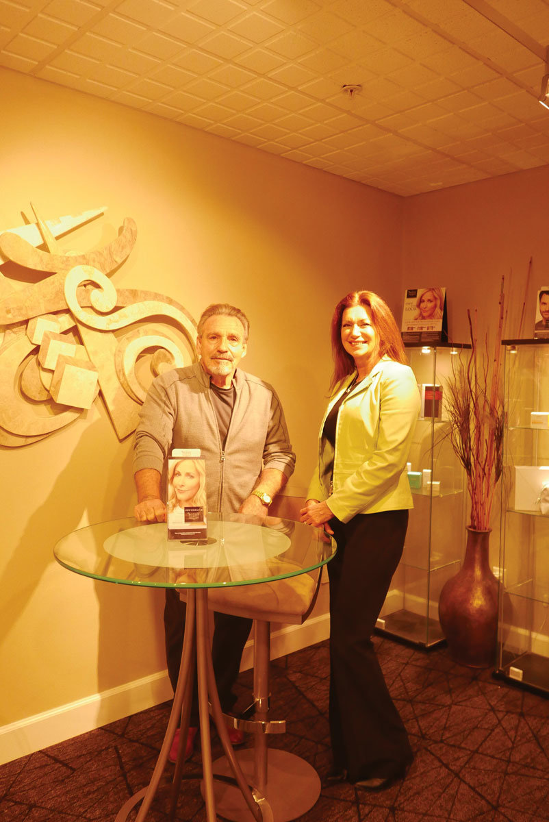Russell and Marika Dawe, owners of M.D. Spa and Wellness Center in Bellingham, opened a Birch Bay location on November 16.