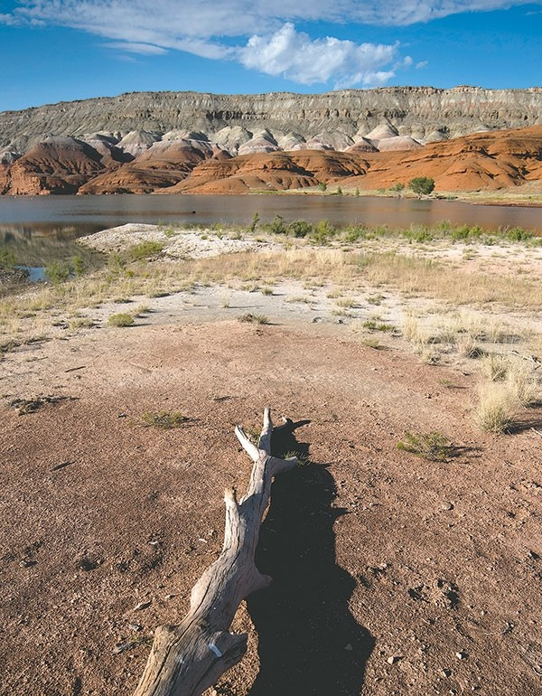The landscape at Horseshoe Bend at the Bighorn Canyon National Recreation Area is just one of the sites you can now see for free at the National Park Service property.