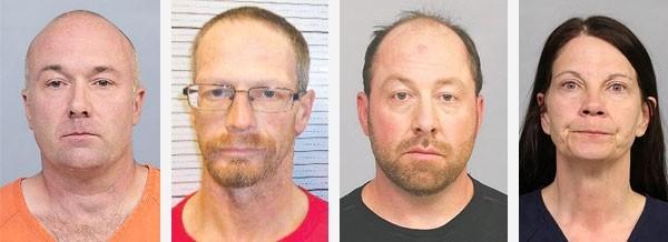 Meth bust: Agents make arrests aimed at disrupting local 'drug