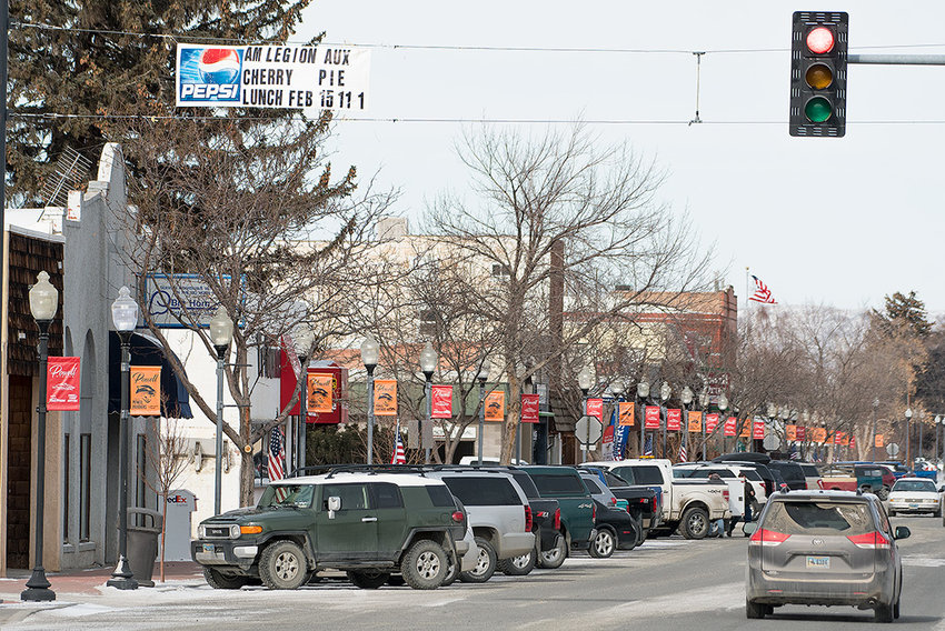 The City of Powell may stop hanging banners above Bent Street for community events. City officials are unsure if the banner program — which allows citizens to have a banner hung on the wires for $15 — remains necessary.
