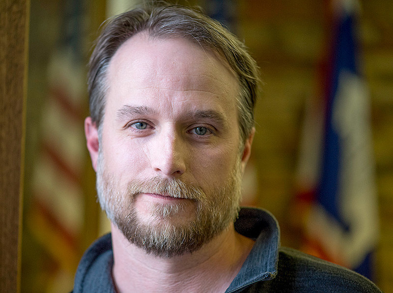 Over the next couple of months, Zack Thorington will take over the city administrator position from Zane Logan, who is retiring.