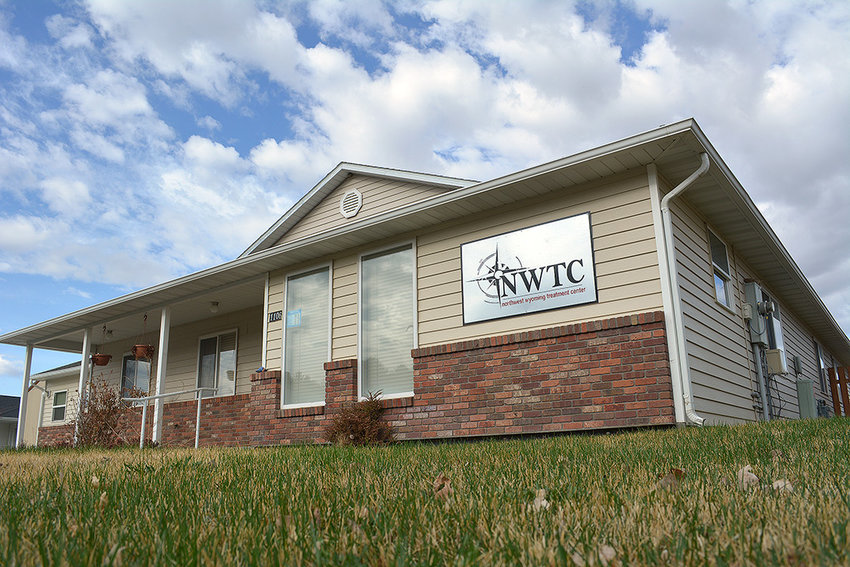 The U.S. Attorney's Office is seeking to have this Northwest Wyoming Treatment Center facility on Julie Lane forfeited to the government — along with two other buildings, a piece of land and other assets. Prosecutors allege the property represents the proceeds of health care fraud.