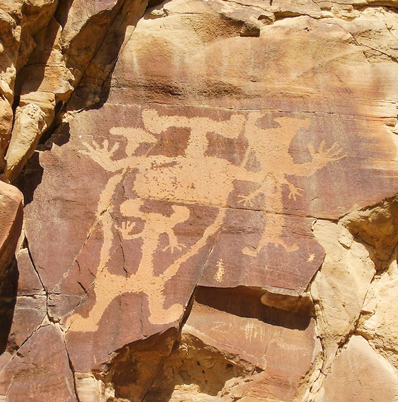 A tour of the Legend Rock petroglyphs site, south of Meeteetse, is set for Saturday morning.