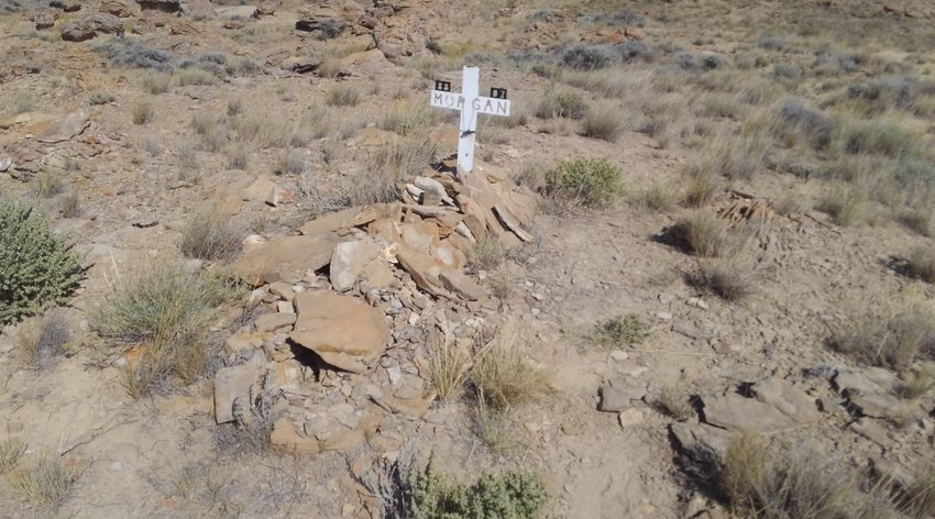 The sheriff's office has been trying to determine the origins of this possible gravesite since August, turning to the public for help on Friday.