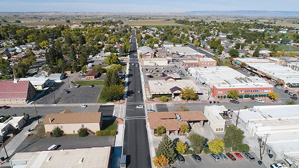 Throughout the summer, much of Absaroka Street was closed due to construction, making east-west travel through Powell more difficult. With the widened road now reopen, Powell drivers are taking full advantage of the roadway.