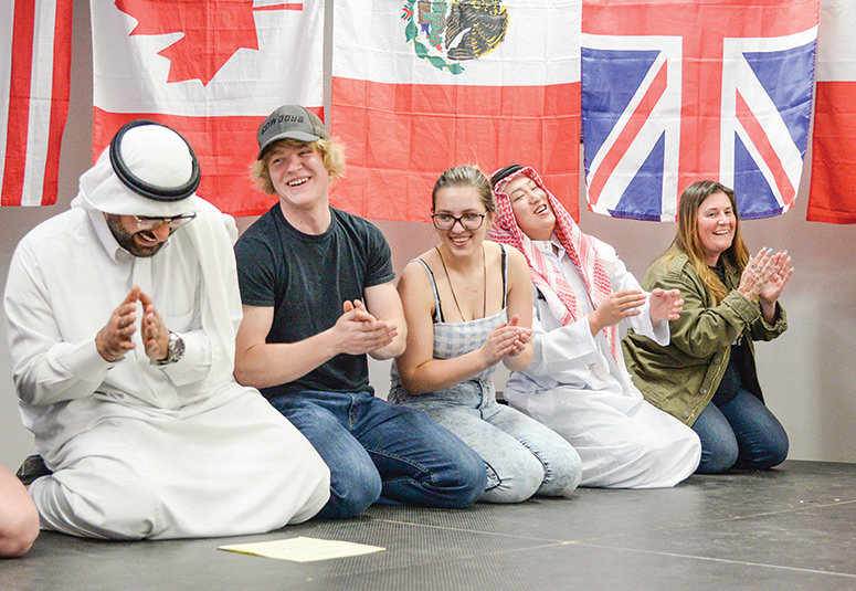 Northwest College will celebrate International Education Week with a variety of events.
