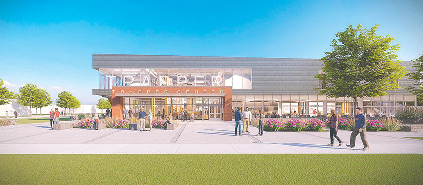 A new student center, dubbed Trapper Center, is proposed to replace the 50-year-old DeWitt Student Center. Gov. Mark Gordon is recommending the state fully fund the project, but the state typically requires colleges to share half the costs of these types of construction projects.